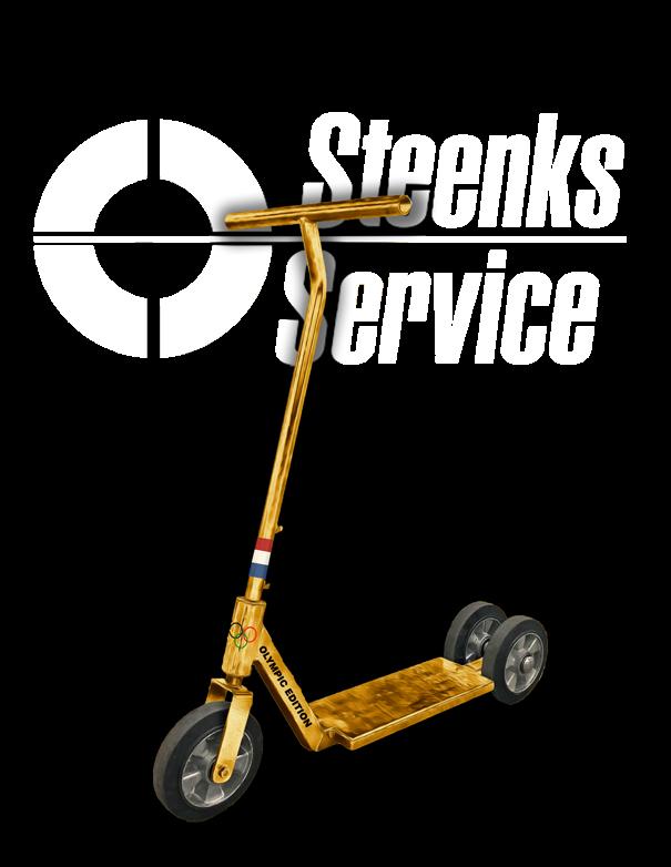 SteenkService OlympicEdition vrijstaand 20b
